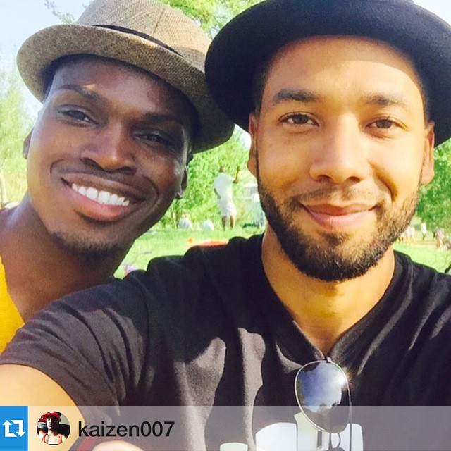 pictures of gay males jussie smollettfans repost kaizen