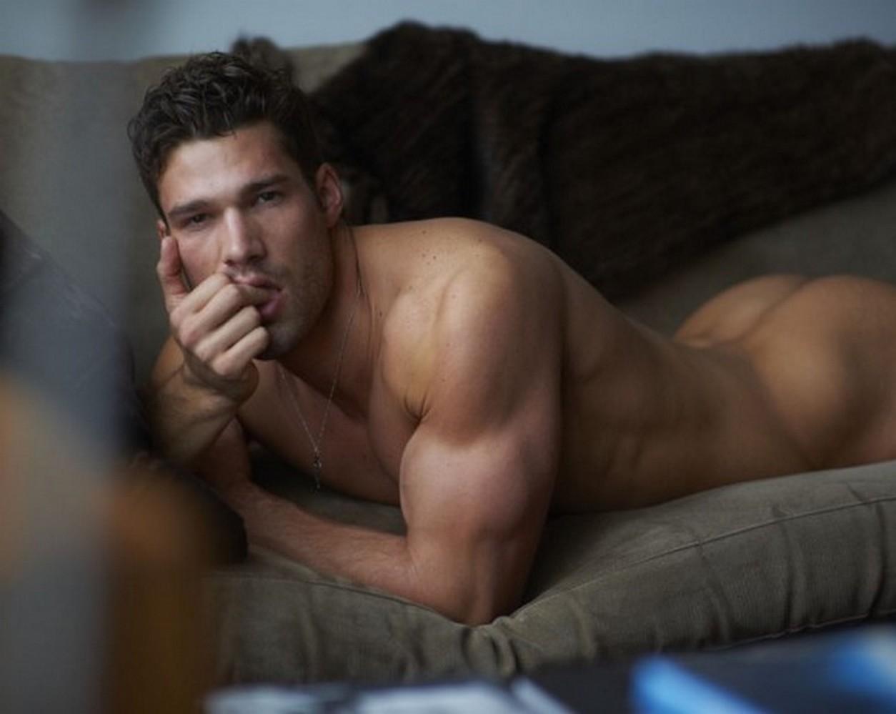 Сексуальные красивые мужчины голые 15 фотография