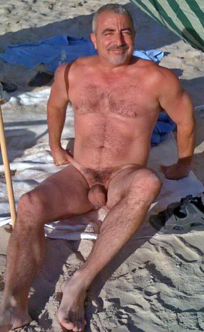 Nude Men Daddy