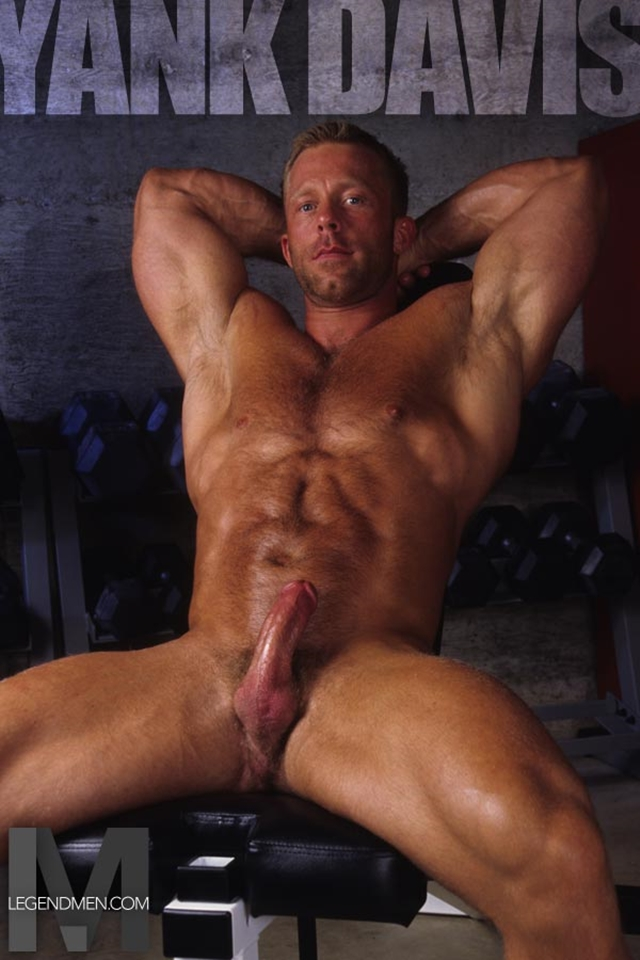 sexy hunks gay porn muscle hunk porn men video gay photo pics nude hot hunks legend bodybuilder bodybuilders davis yank