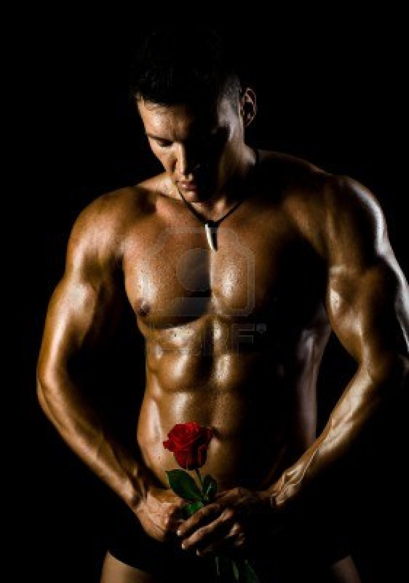 Sexy Naked Black Guys image #103986