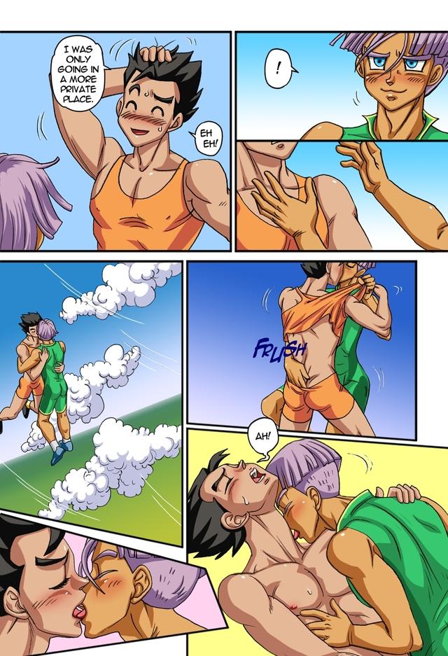 порно аниме комиксы гей