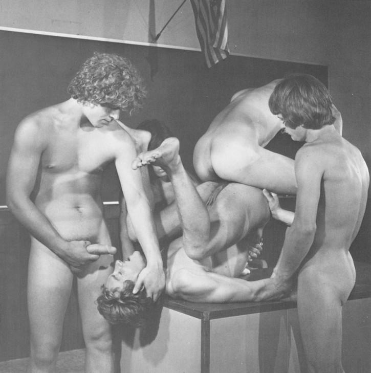 video porno gay retro catalina