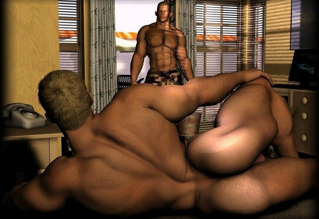 3d gay porn pics porn dick gay sucking art pleasures