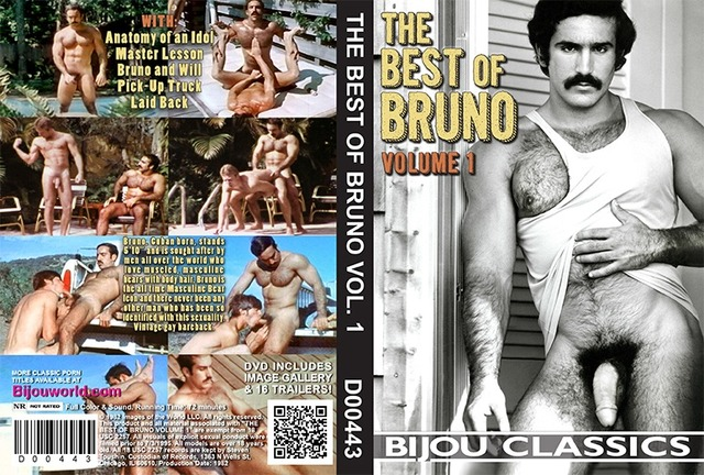 80s gay porn media best bruno