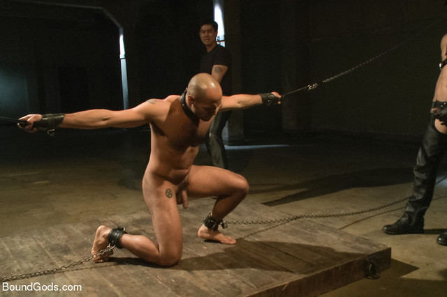 Ace Rockwood Gay Naked page fucked tied