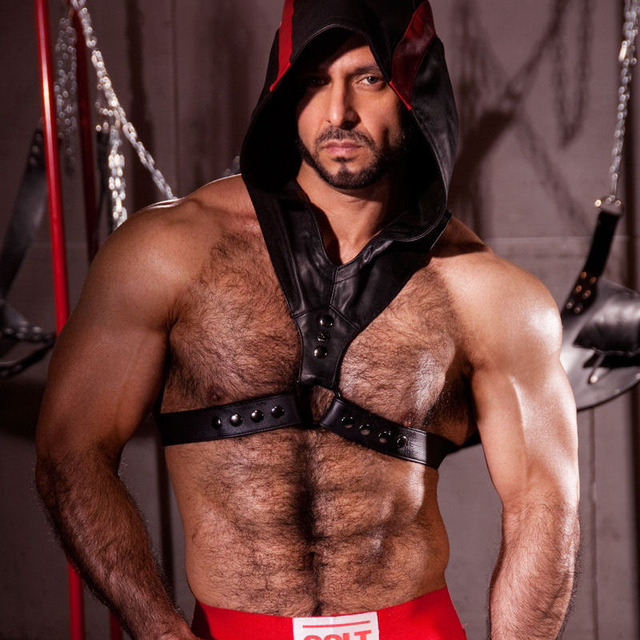 Adam Champ Porn adam champ hairy naked gear bodybuilder leather themes dudedump