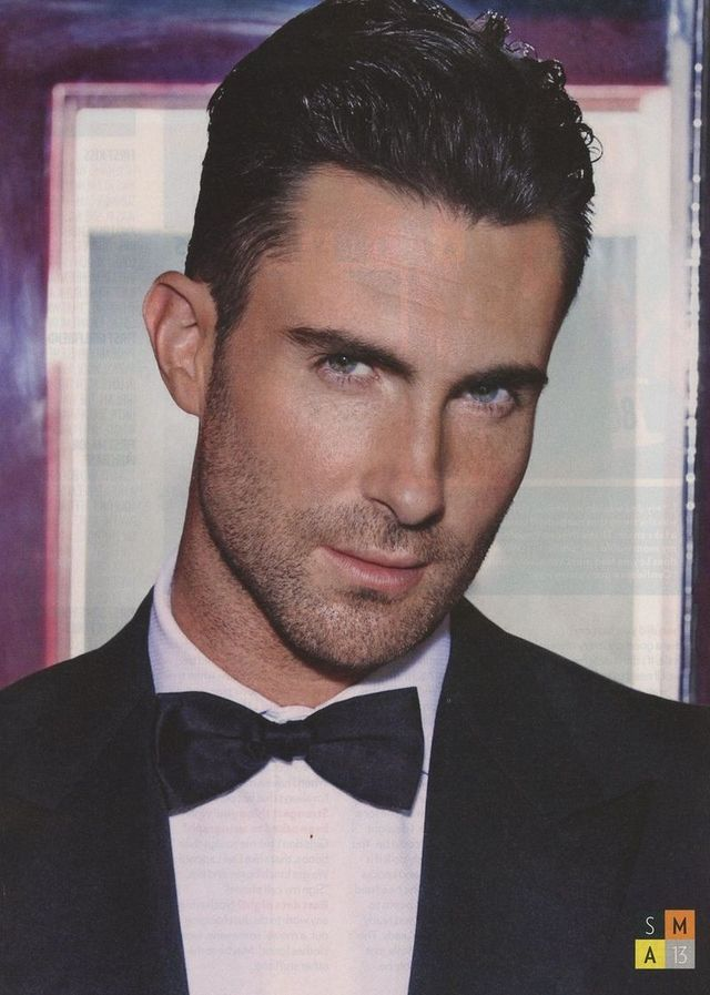 adam levine gay porn page magazine people boy culture