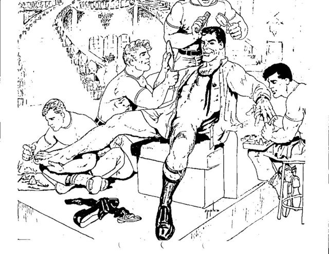 adult gay porn comics page gay comics foot fraternity read viewer reader optimized