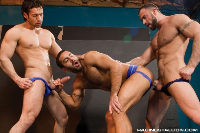 alexander garrett gay porn alexander jason spencer reed michaels garrett threeway ragingstallion