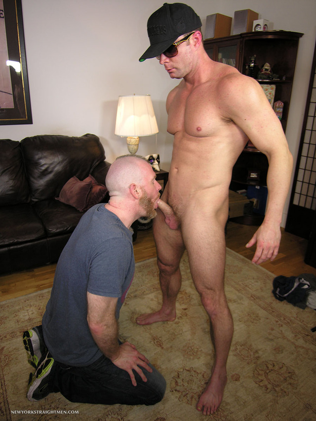 amateur straight guys gay porn from porn men cock gets his gay getting amateur straight guy york sucked sean blow officer cop city