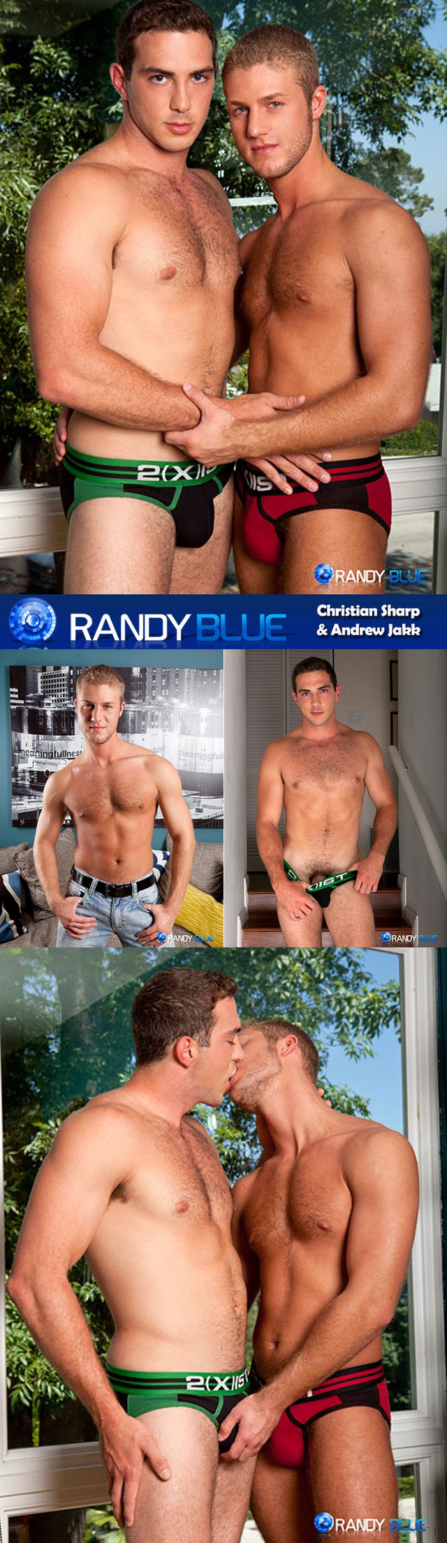 Andrew Jakk Porn returns video randy blue hardcore christian andrew jakk hot hunks sharp wild