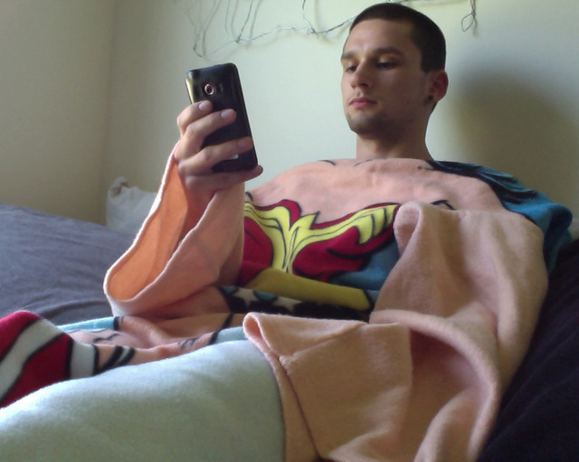 Anthony Romero Porn porn gay anthony romero god snuggie