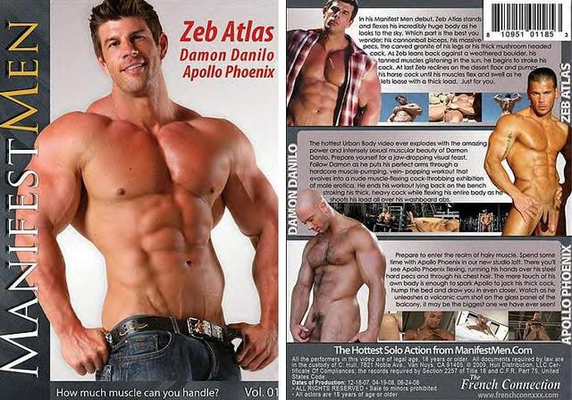 atlas gay porn porn men cock naked gay nude cum zeb atlas dvd manifest vod