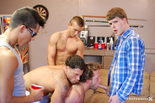 barebacking gay porn porn boys gay amateur straight real barebacking take fraternity frat brothers drunk turns
