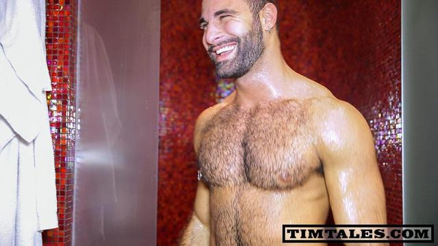Bears Gay Porn hairy muscle porn hard gets gay fucked bear young amateur timtales tim facial paco
