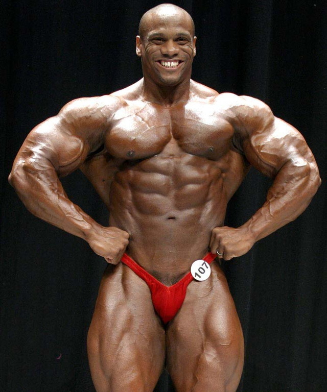 Big Black Muscle Men image #34640