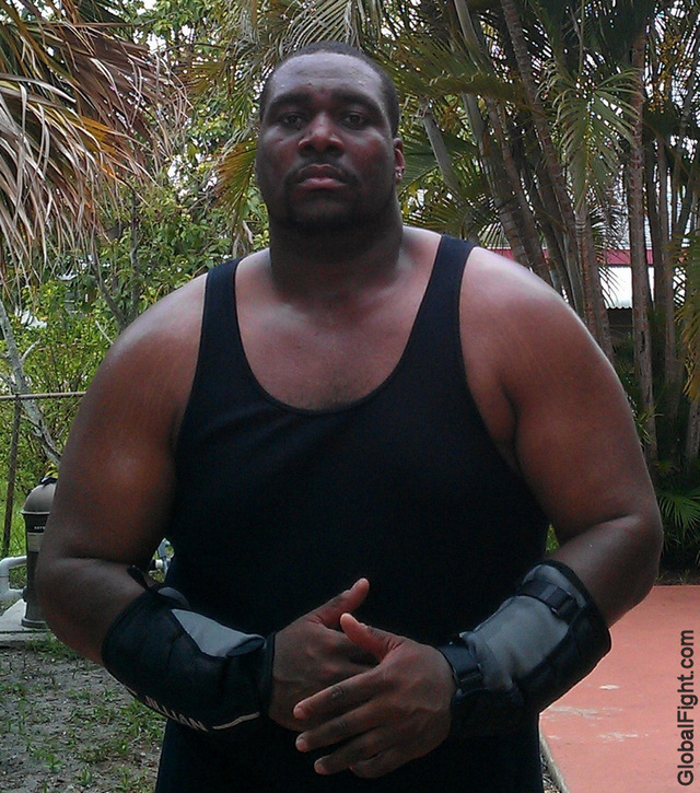 big black muscle men muscle black men media