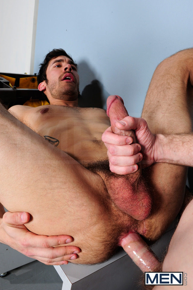 Gay wet anal