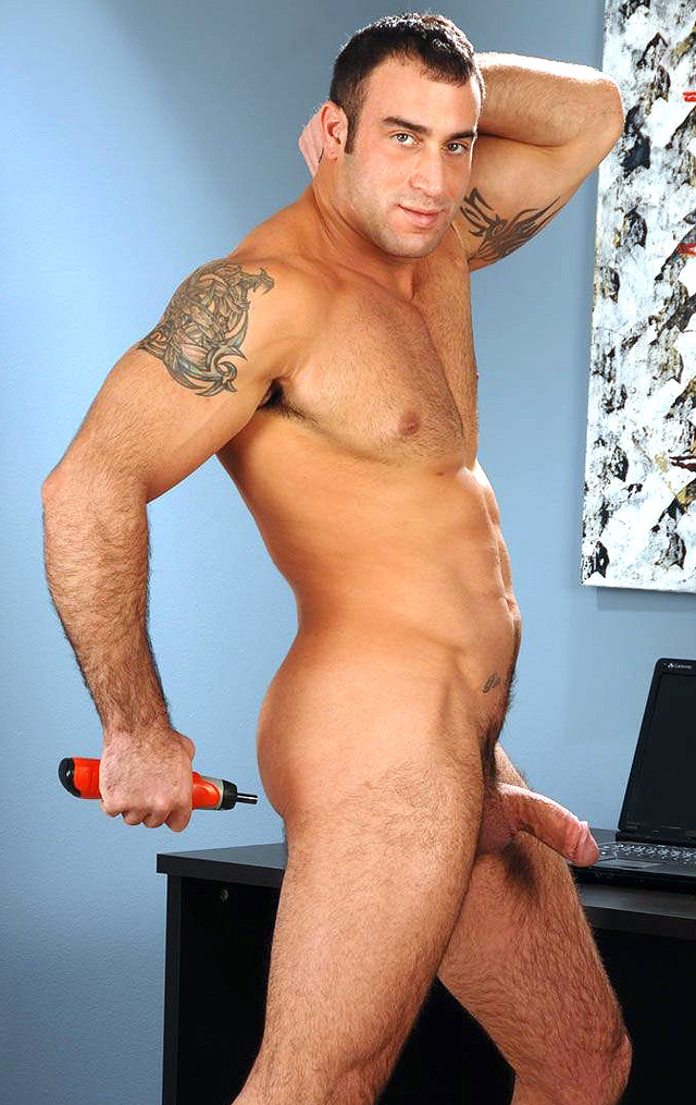 big dick gay porn galleries muscle hunk off pic porn dick gets naked jerks his gay star next door male spencer reed