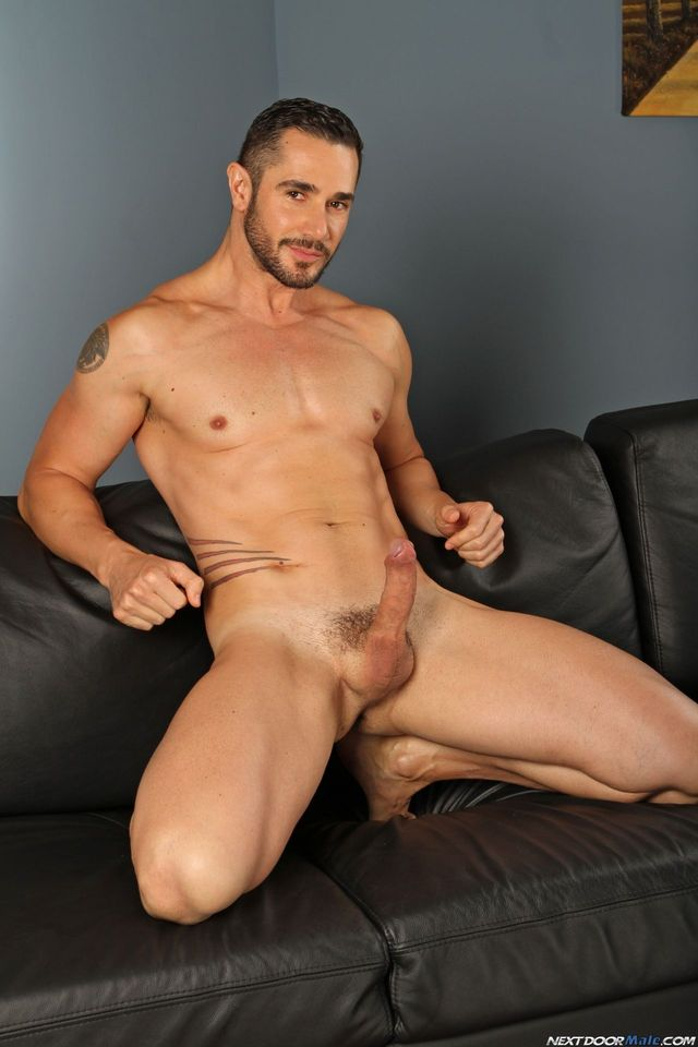 Hard gay dick