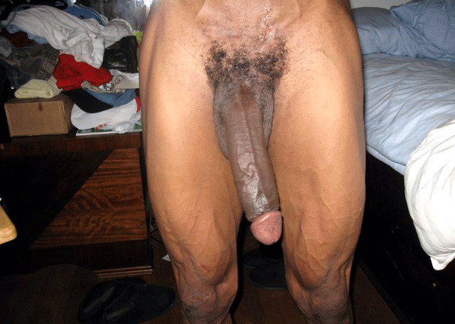 biggest black cock