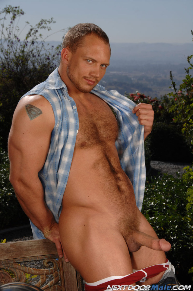 big hairy gay porn hairy porn cock dick blue gay star powerful next door torso male beefy thick scruffy masculine posing tattoos eyes dominant girth ybuilder