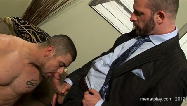 black gay male porn fucks black men white suit morgan play dominic sol collar