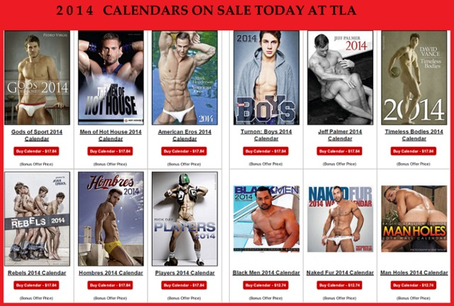 black gay porn zone tla calendars