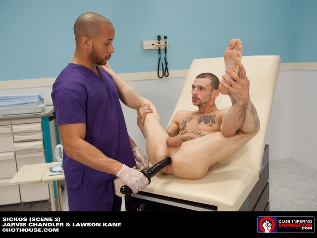 black gays porn black gay fuck dildo dungeon doctor sickos