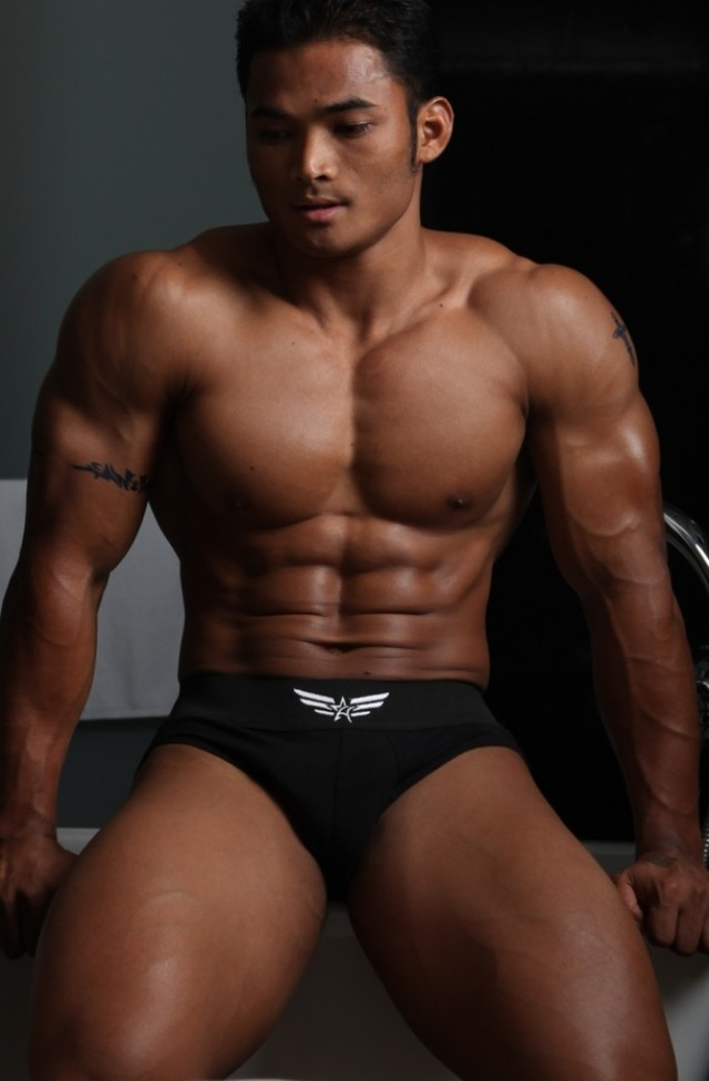 black hunk muscle hunk hunks day hump assorted