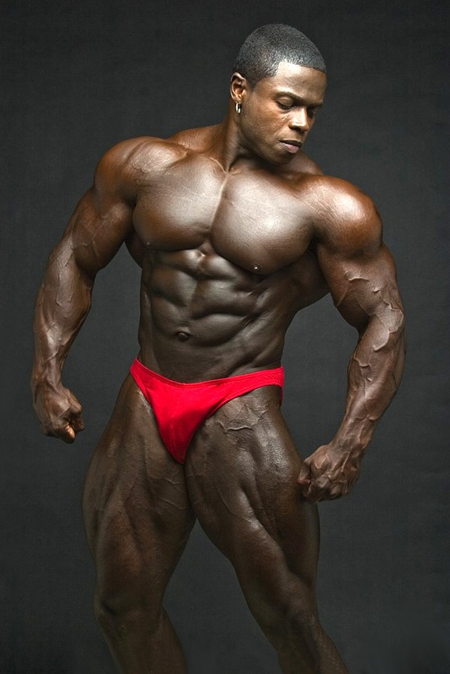 black hunk muscle muscle part black men photos hot hunks studs set ebony