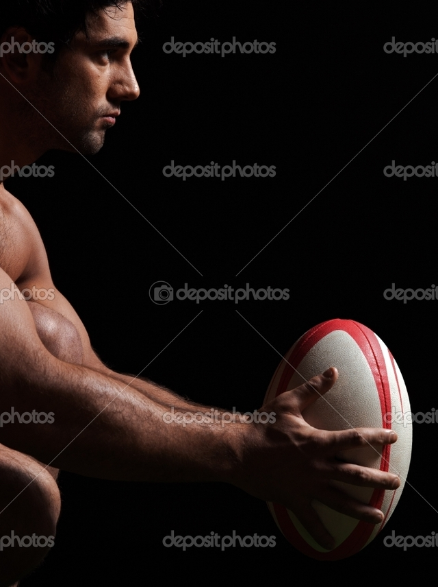 black naked man naked photo man sexy rugby depositphotos portrait stock