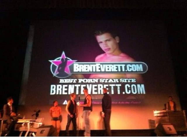 Brent Everett Porn photo brent everett grabby award wins