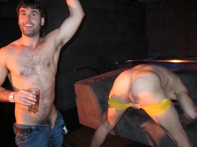 Calvin Koons Porn gay out hunt xxx performer chad drinks cocktail