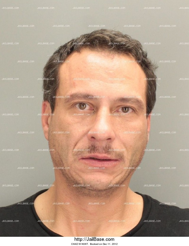 Chad Hunt Porn pic arrested hunt chad mdc