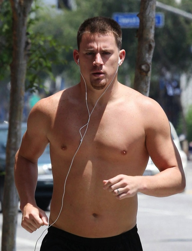 Channing Tatum Porn search people shirtless channing tatum man sexiest alive soft
