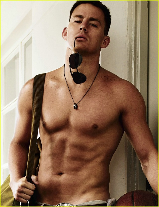 Channing Tatum Porn category celebrities channingtatum