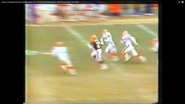 Chip Noll Porn review classic bills browns playoffs