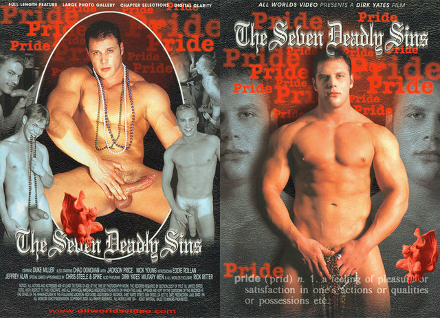 Chris Steele Porn page posts pride threesomes seven deadly sins