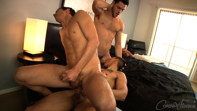Corbin Fisher's Connor Porn marc team sean corbin fisher zeb