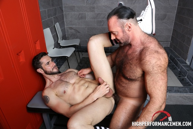 Dean Monroe Porn hairy muscle hunk sucks off fucks ripped stud from pic men monroe worship brad dean high performance kalvo fur