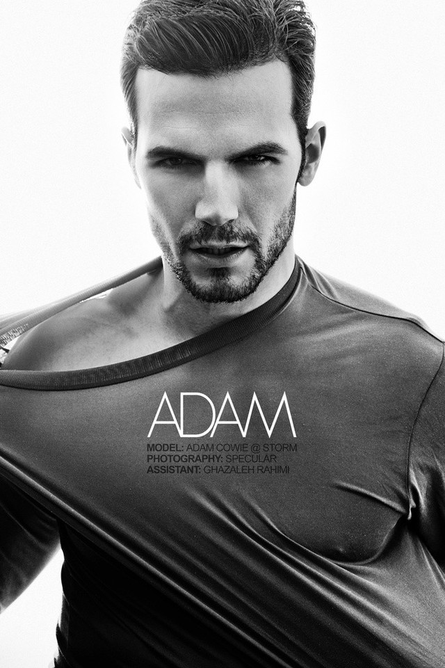 Dylan carden model naked adam cowie
