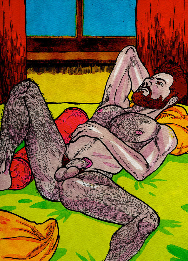 erotic Male Gay gay male nude mature art erotic fullxfull listing print qwgd