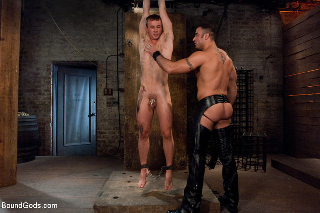 Fetish Gay Pics gay torture slave fetish