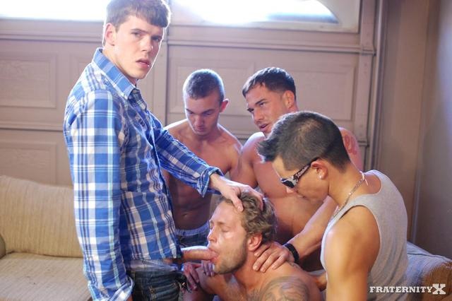 Gay Amateur Porn porn boys gay amateur straight real barebacking take fraternity frat brothers drunk turns