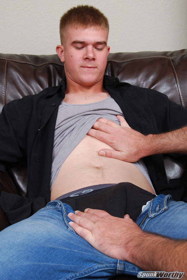 Gay Amateur Porn porn cock gets his gay getting ass amateur straight guy marine sucked spunkworthy fingered galen