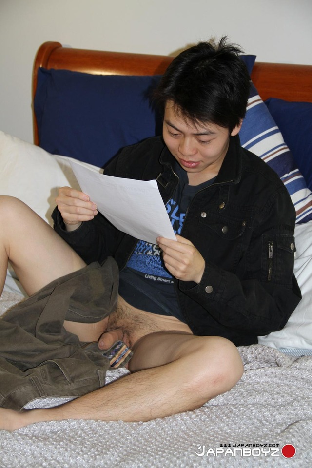 Gay Amateur Porn off porn cock his gay twink jerking amateur uncut asian strokes japanese japanboyz suzuki