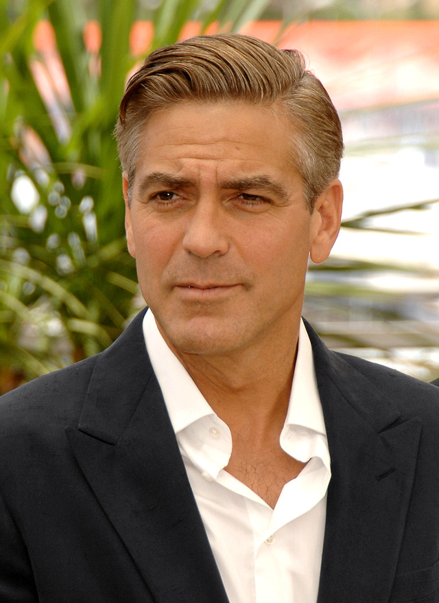 George Clooney Gay Nude review air bar george clooney stool