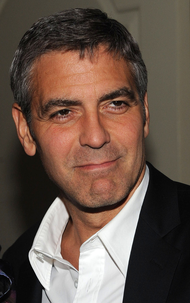 George Clooney Gay Nude kelly celebs george including bone clooney osbourne broken